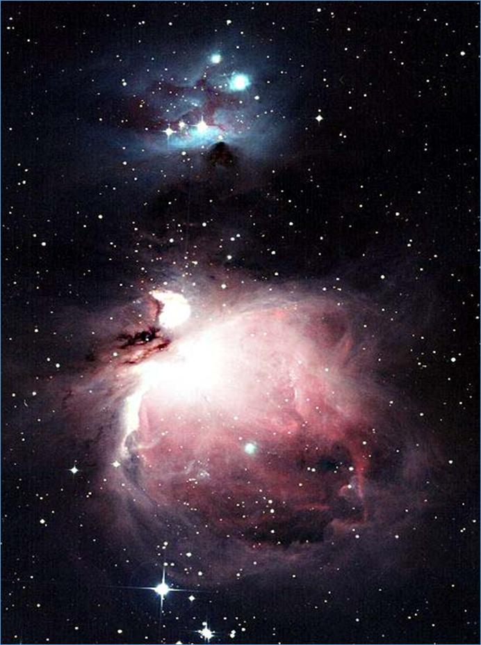 天文学辞典 » ガス星雲