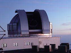 UK赤外線望遠鏡1