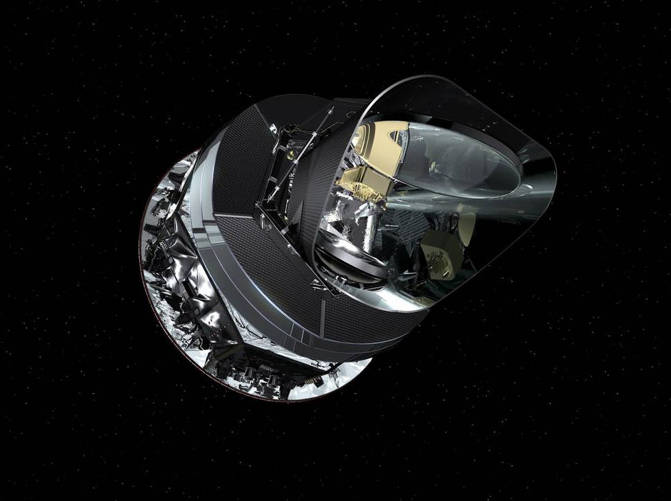 天文学辞典 » プランク衛星